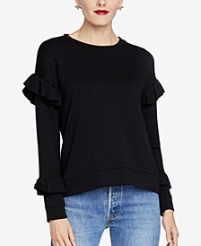 RACHEL Rachel Roy Ruffled Sweater, Created for Macy's