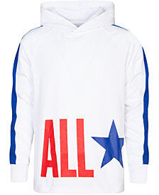 Converse Big Boys All Star Graphic Hoodie
