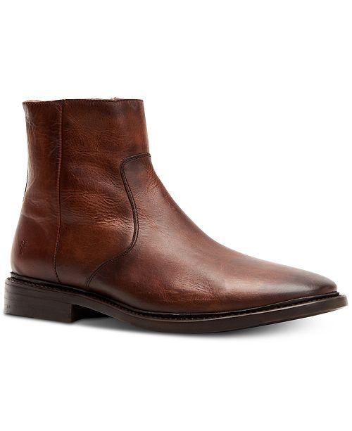8365ddc6d3a Men's Paul Inside Zip Boots