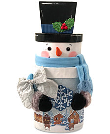 Design Pac Gigantic Snowman Sweets Tower