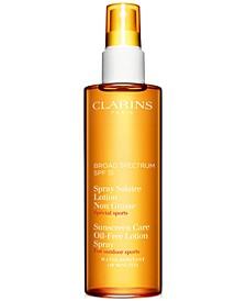 Sunscreen Oil-Free Lotion Spray SPF 15, 5.1 fl. oz.
