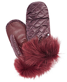 UGG® Quilted All-Weather Touch Mittens