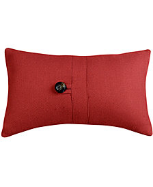 Prescott 10x17 Red Pillow