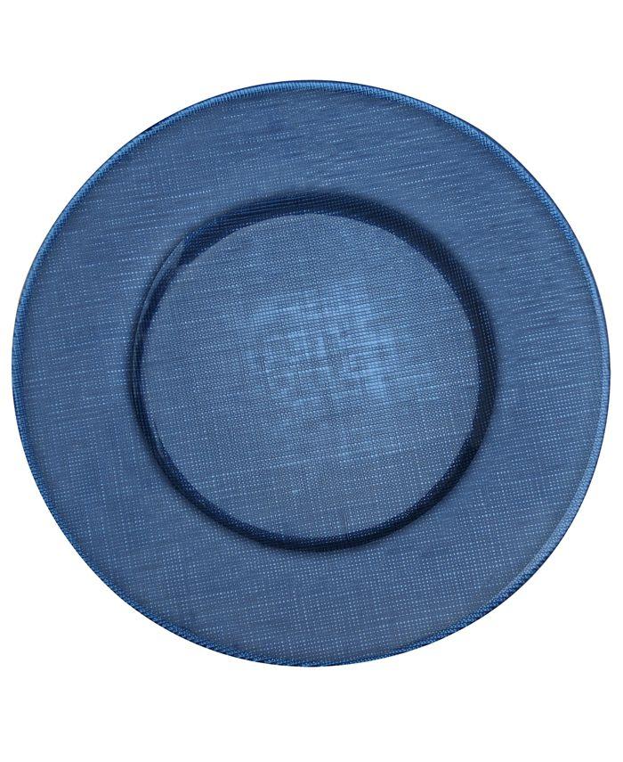 Villeroy & Boch - Verona Deep Blue Glass Charger