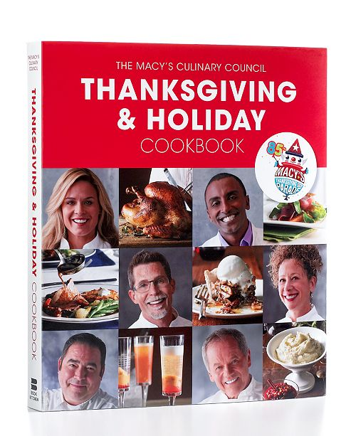 Cookbook The Macy's Culinary Council Thanksgiving & Holiday Cookbook