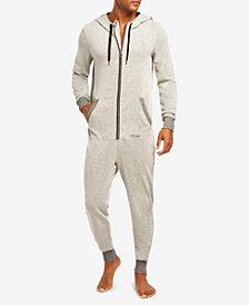 2(x)ist Men's Jumpsuit Hoodie Pajamas