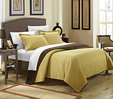 Chic Home Teresa 2 Piece Twin Quilt Set