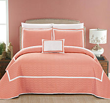 Chic Home Mesa 8 Piece Quilt Sets