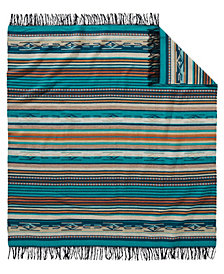 Pendleton Chimayo Fringed Jaquard Throw