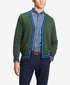 Tommy Hilfiger Men's Signature Tremont Cardigan, Created for Macy's