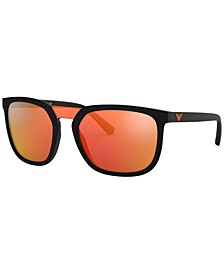 Sunglasses, EA4123 58