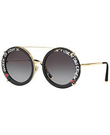 Dolce & Gabbana Sunglasses, DG2198 63