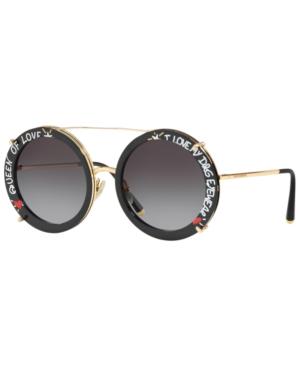Image of Dolce & Gabbana Sunglasses, DG2198 63