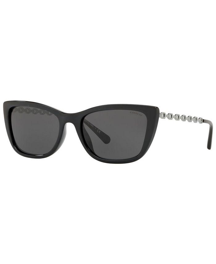 COACH - Sunglasses, HC8257U 55 L1065