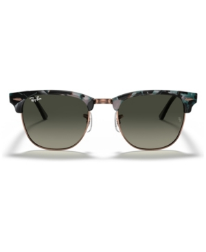 Ray Ban RAY-BAN SUNGLASSES, RB3016 51 CLUBMASTER