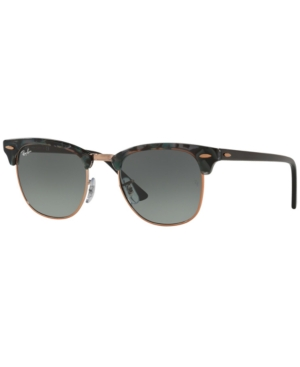 Ray Ban Sunglasses RAY-BAN SUNGLASSES, RB3016 51 CLUBMASTER