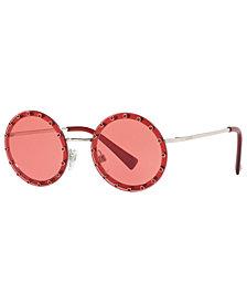 Valentino Sunglasses, VA2010B 52