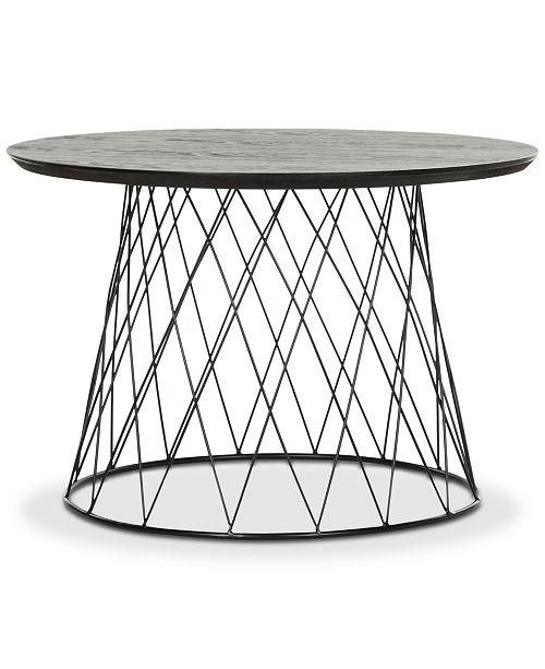 Safavieh Roper Wood End Table