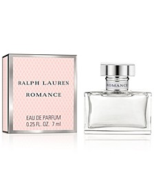 Receive a Complimentary Deluxe Mini with any $110 purchase from the Women's Romance fragrance collection