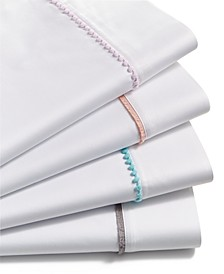 Whim By Martha Stewart Hem Sheet Set Collection, Created for Macy's