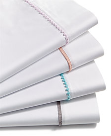 Whim By Martha Stewart Hem Sheet Set Collection