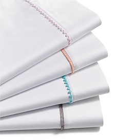 Closeout! Whim By Martha Stewart Hem Sheet Set Collection, Created for Macy's