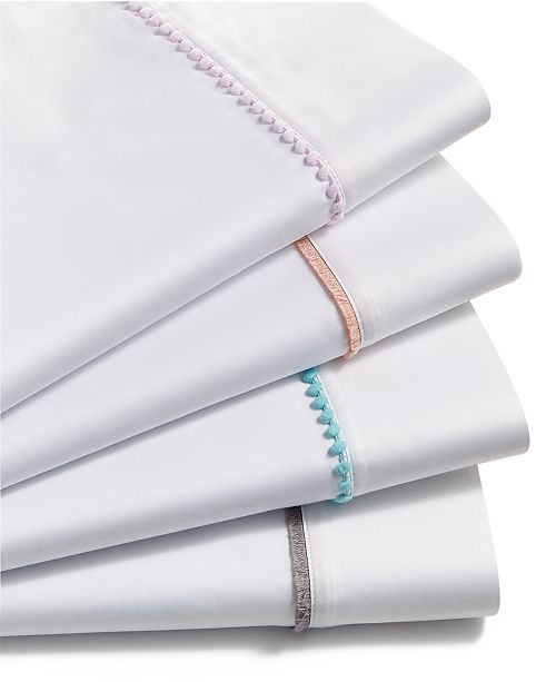 Martha Stewart Collection Whim By Martha Stewart Hem Sheet Set Collection, Created for Macy's