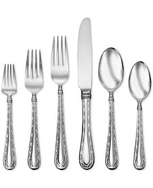 Oneida Marlena 114-Pc. Flatware Set, Service for 12