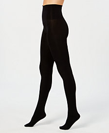 SPANX® Tummy Shaping Plush Tights