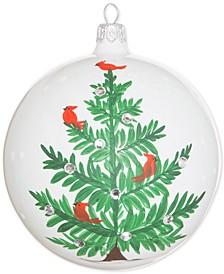 Lastra Holiday Tree Glass Ornament