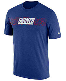 Nike Men's New York Giants Legend On-Field Seismic T-Shirt