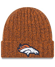 Women's Denver Broncos On Field Knit Hat