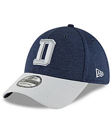 New Era Boys' Dallas Cowboys Sideline Home 39THIRTY Cap