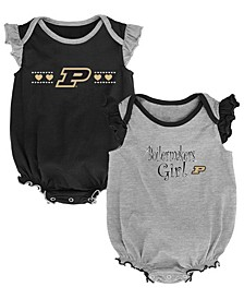 Purdue Boilermakers Homecoming Creepers 2 Pack, Infants (0-9 Months)