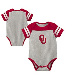 Outerstuff Oklahoma Sooners Lil Blocker 2.0 Creeper, Infants (0-9 Months)