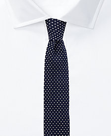 Lauren Ralph Lauren Men's Dot-Print Silk Tie