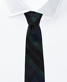 Lauren Ralph Lauren Men's Plaid Slim Tie