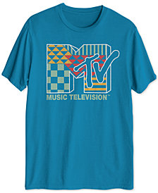 MTV Men's Graphic T-Shirt