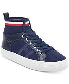 285f8fbf18a0 Tommy Hilfiger Fether Slip-On Sock Sneakers