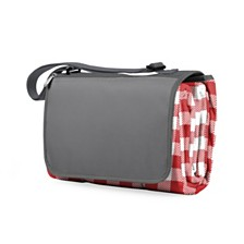 Oniva™ by Picnic Time Blanket Tote Red Outdoor Picnic Blanket