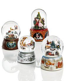 Roman Snowglobe Collection