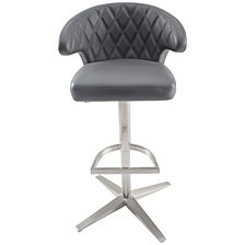 Gemma Adjustable Height Barstool