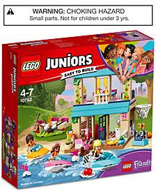 LEGO® Stephanie's Lakeside House 10763