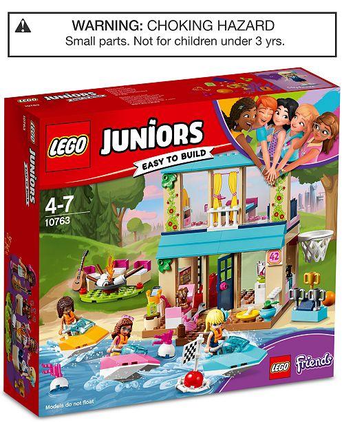Lego Stephanies Lakeside House 10763 Reviews Home Macys