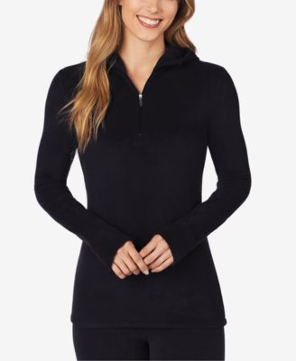 Fleecewear Stretch Half-Zip Hoodie