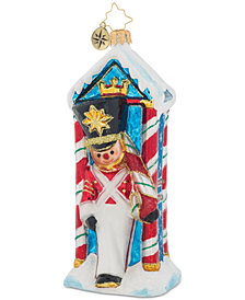 Christopher Radko Candyland Outpost Ornament