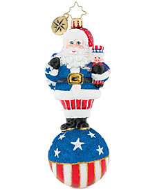 Christopher Radko United We Stand Ornament
