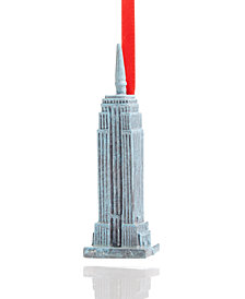 Macy's Collectible Empire State Building Ornament, Created for Macy's