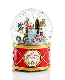 Macy's 2018 Macy's Parade Snowglobe, Created for Macy's