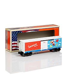 2018 Macy's  Thanksgiving Day Parade Boxcar